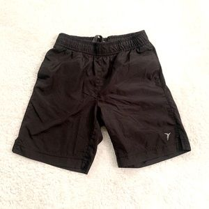 Old Navy Active   Black Sports Workout Shorts